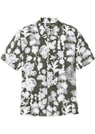 <b>Рубашка</b> с коротким рукавом и броским <b>принтом</b>, Regular Fit ...