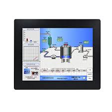 15 Inch Taiwan 5 Wires <b>Fanless Industrial</b> Touch Panel PC J1900 ...