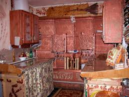 kitchen cabinets ugly house photos