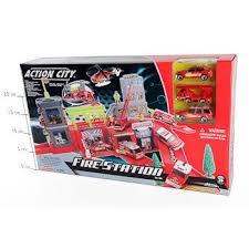 Игровой набор <b>Realtoy Пожарная станция</b> - купить , скидки, цена ...