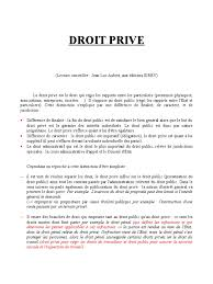 Sp  cificit  s de La M  thode de La Dissertation en Droit Priv       Droit Prive