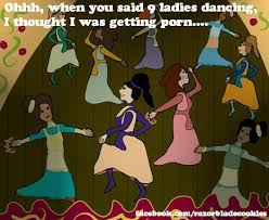 So 9 Homely Ladies Just Dancing Around With Their Clothes on for ... via Relatably.com