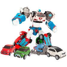 Купить робот-<b>трансформер Tobot Тобот</b> Дельтатрон 301040 в ...