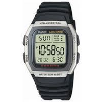 Наручные <b>часы CASIO W</b>-<b>96H</b>-<b>1A</b> — Наручные часы — купить по ...