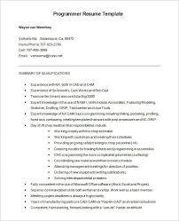 free cnc programmer resume word format download cnc programmer resume