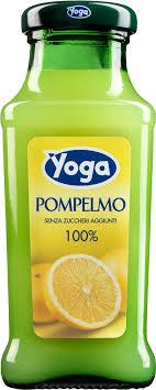 <b>Yoga Сок грейпфрутовый</b> восстановленный фруктовый, 0,2 л