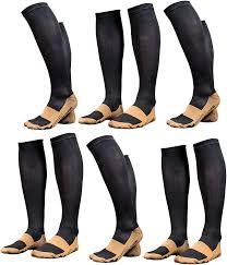 Men and Women Anti Fatigue <b>Socks</b> 75% <b>Copper Fiber</b> ...