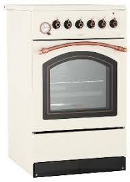 Kitchen Stove <b>DARINA</b> 1E6 EC241 619 Bg Characteristics, Photo