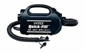 68609 Воздушный компрессор <b>Intex QUICK</b>-<b>FILL HIGH</b> PSI 400 л ...