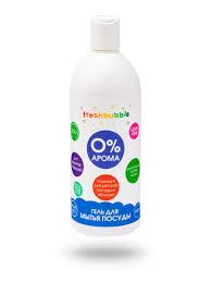 <b>Гель для мытья посуды</b> без аромата Freshbubble 4291221 в ...