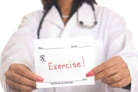 Making exercise a prescription for diabetes (Canada)