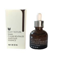 MIZON Snail Clear Revitalize <b>Ampoule Essence</b> 30ml Snail Face ...