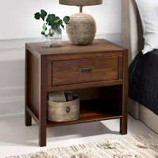 <b>Solid</b> Wood - <b>Nightstands</b> - Bedroom Furniture - The Home Depot