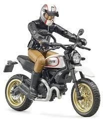 Купить <b>Мотоцикл Bruder Scrambler Ducati</b> Desert Sled с ...