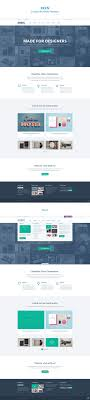 best images about bies ui components glyph reen creative portfolio template psd