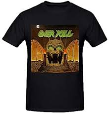 <b>Overkill The Years</b> Of Decay Young Men Tee Shirts: Amazon.co.uk ...