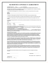 5 sample contract agreementreport template document report template sample contract agreement 3561622 png