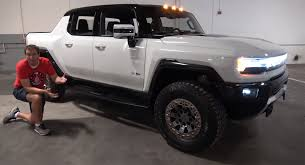 The GMC Hummer EV Has <b>Lots</b> Of Hidden <b>Cool</b> Features | Carscoops