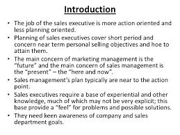 the effective  s executivesthe effective sales executives