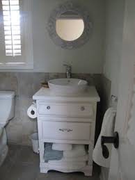 washstand bathroom pine: this vanity below is a repurposed dresser that was part of a bedroom set we bought as a temporary measure  years ago the furniture has all been