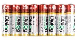 <b>Батарейка Dialog</b> Super Alkaline <b>AA</b> — купить по выгодной цене ...
