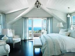 Nautical Themed Bedroom Decor Wonderful Beach Themed Soft Blue Paint Wall Color With Nautical