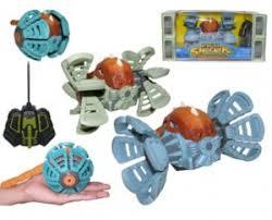 <b>CS Toys Радиоуправляемый робот</b>-монстр Бакуган Pico Shocker ...