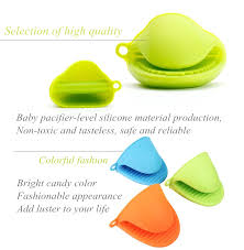<b>HOMETREE</b> 1Pcs Kitchen Pot Clips Silicone Insulated Heat ...
