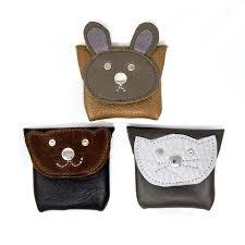 Coin Purse (<b>Bunny</b> / <b>Kitty</b> / <b>Bear</b> Options) – Jo Rose <b>Design</b>