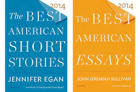 read short stories and essays from the new best american anthologies