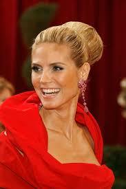 Model Heidi Klumm arrives at the 80th Annual Academy Awards held at the Kodak Theatre on February 24, 2008 in Hollywood, California. - 80th%2BAnnual%2BAcademy%2BAwards%2BArrivals%2BTLJXwUc_J-Ll