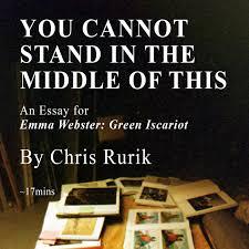 Emma Webster: Green Iscariot