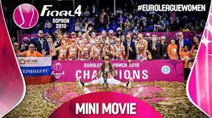 <b>Mini</b> Movie - RECAP - EuroLeague <b>Women 2018</b>-19 FINAL FOUR ...