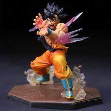 Anime <b>Dragon Ball</b> Z Saiyan Son Goku PVC Action Figure Figurine ...