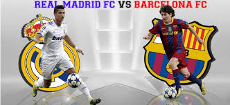 Image result for Real Madrid vs Barcelona live pic logo