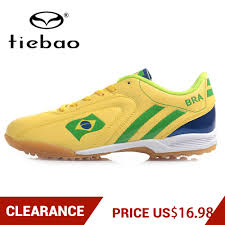 <b>Clearance</b>! <b>TIEBAO</b> Men Women TF Turf Sole <b>Football</b> Boots ...