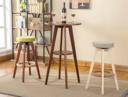Европейский стиль <b>деревянный</b> Ретро <b>Барный Стул</b> простой...