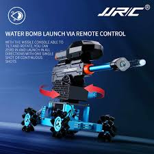 JJRC K7 <b>2.4G Omni Directional</b> Water Bomb Launch Via <b>Remote</b> ...