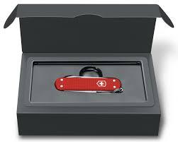 Купить <b>Нож</b>-<b>брелок</b> Victorinox <b>Alox Classic 58мм</b> 5функций ...