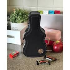 Купить детский оригинальный <b>ланч</b>-<b>бокс</b> Guitar Case в интернет ...
