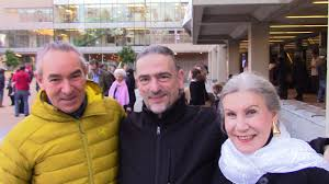 petrelis files 2015 after the show i ran into a friend from act up new york during the plague years g dali braverman and his mother mike and i spoke them for a few