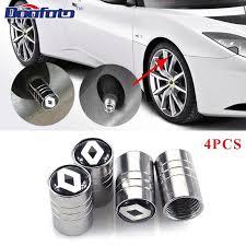 Doofoto <b>4pcs Car</b> Styling Metal <b>Car Wheel Tire</b> Valves <b>Tyre</b> Stem Air ...