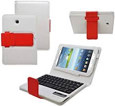 COD Bluetooth Keyboard Tablet Stand Leather Case ... - Amazon.com