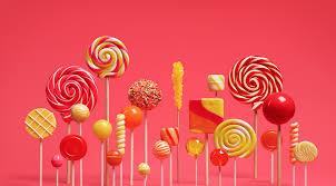 Resultado de imagem para android lollipop