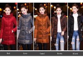 <b>Pinky Is Black</b> New Autumn <b>Winter Coat Women Jacket</b> Long Parkas ...