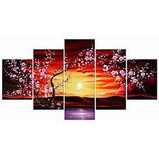 <b>5 Panel Canvas</b> Print: Amazon.co.uk
