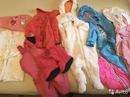 Пакет <b>одежды</b> для девочки 68-74 р-ра купить в Свердловской ...