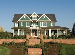 Home Plans   Guest Houses   House Plans and Morecraftsman style home   attached guest house