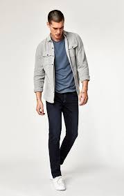 Mavi Men's Jake Slim Leg in Ink <b>Foggy</b> Williamsburg – Mavi <b>Jeans</b>