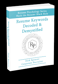 resume psychology the new book is resume keywords decoded demystified